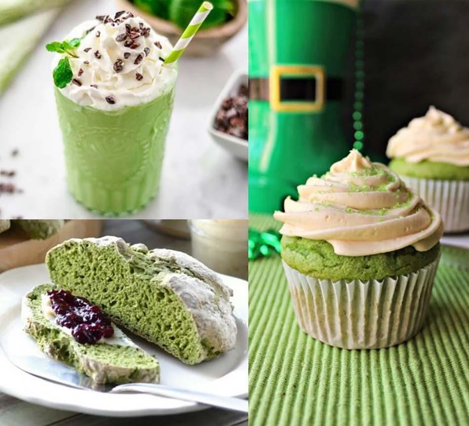 Yeşil Gıda Boyası Green